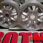 Wheel Powder Coating in Tampa, FL