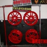 Satin Powder Coating in Tampa, FL